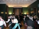 A ceilidh held at Castle Menzies