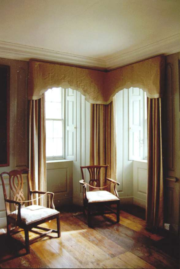 The Window in Prince Charles Edward Stewarts Room